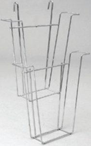 Porta volantini per espositore griglia contenitore x - Porta volantini ...