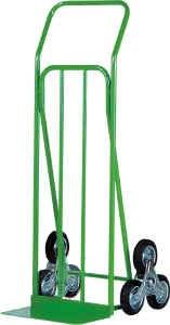 Carrello per Scale a sei Ruote Saliscale Scendiscale P.Kg.:200 carrello per scale a 6 ruote mod ...