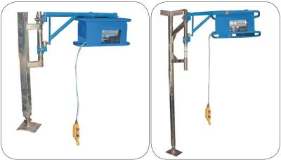 Elevatore Elettrico Da Cantiere Monofase Rollbar Kg200 Fune M24