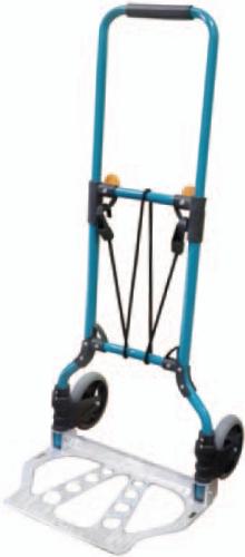 Carrello con elastico con pala e manico pieghevole - Carrello porta bombola ossigeno portatile ...