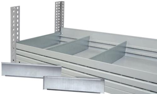 Divisori per composizione piani contenitori Scaffali 500 [DIVPC500F] - 2.20EUR : GSEuromarket ...