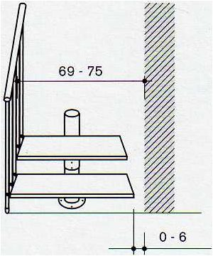 Top senso di salita a destra with larghezza scala interna - Larghezza scala interna ...